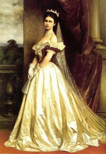 Staatsieportret Elisabeth