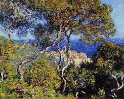 Monet bordighera