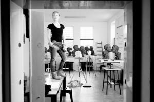 Natasja atelierfoto 2013
