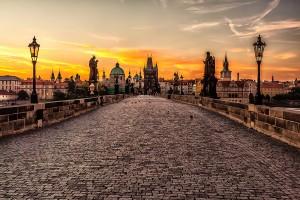 Prague_sunrise_