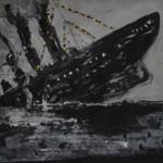 Remco-Dikken-Titanic-2013-205-x-27-cm-Acryl-verf-op-papier-150x150