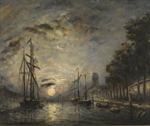visualia-1184-clair-de-lune-boven-dordrecht-1876