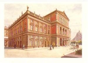 Musik Verein, Wien